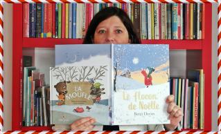 """J'aime les samedis avec Poulette Sabrina : """"BLANC"""" Contes & Atelier Spécial Noël"""