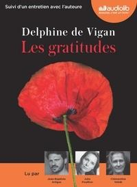 LES GRATITUDES - AVEC 1CD AUDIO MP3 | 9782367629261 | DE VIGAN, DELPHINE