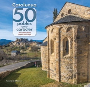 """Presentació del llibre : """"Catalunya. 50 pobles amb caràcter"""" de Carles Cartañá i Jordi Longás"""