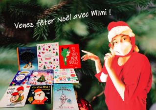 J'aime les samedis : «Venez fêter Noël avec Mimi»