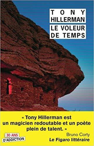 """Club de lecture Jaime le noir  56 : """"Le voleur de temps"""" de Tony Hillerman"""