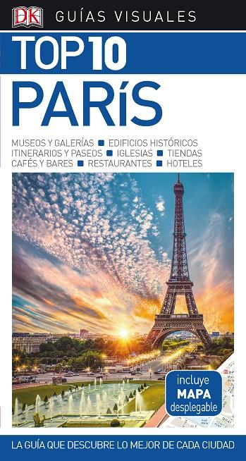 GUÍA VISUAL TOP 10 PARÍS | 9780241384244 | VARIOS AUTORES,