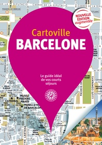 BARCELONE CARTOVILLE - ÉDITION 2019 | 9782742452248 | COLLECTIF
