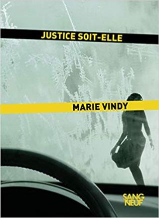 """Club de lecture Jaime le noir 58 : """"Justice soit-elle"""" de Marie Vindy  à l'occasion de la BCNegra l'auteure sera présente ainsi que son éditeur Gregori Dolz de Crims.cat/Al revés"""