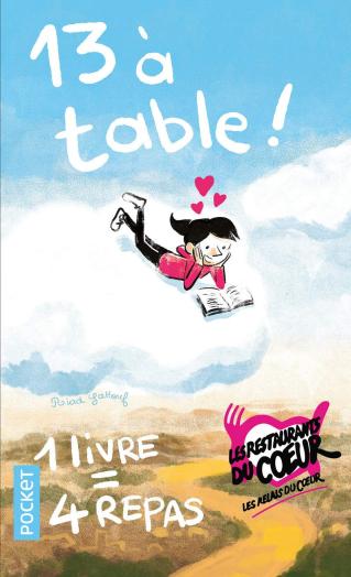 """Club de lecture : Marque-page : """"13 à table ! : 2021″"""