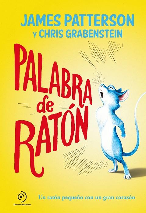 PALABRA DE RATóN | 9788417128067 | PATTERSON, JAMES