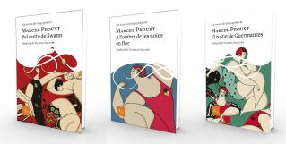 """Presentació de la traducció al català d' """" A la recerca del temps perdut """" de Marcel Proust de Ed. Proa"""