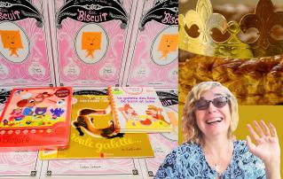 J'aime les samedis : « Biscuits, galettes, cookies avec Mimi»
