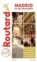 GUIDE ROUTARD MADRID - ÉDITION 2020 | 9782017100690 | COLLECTIF