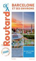 GUIDE ROUTARD BARCELONE 2020 | 9782017100751 | COLLECTIF