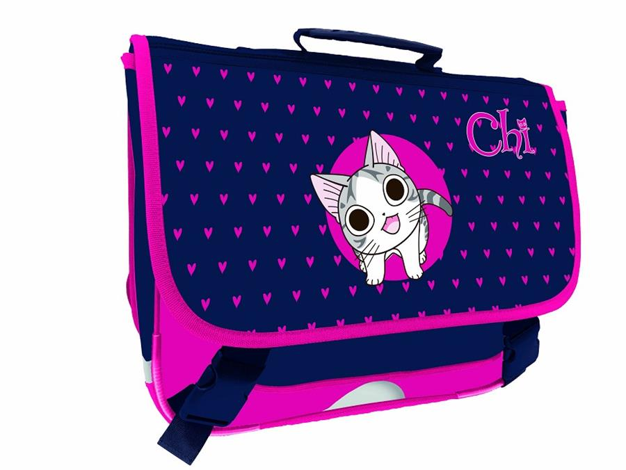 CARTABLE CHI 3 COMPARTIMENTS QUO VADIS | 3371010373536