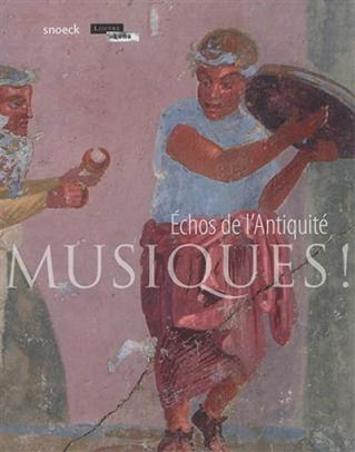 Visites-Conférences en français : Exposition « Musiques ! Échos de l'antiquité » au Caixaforum