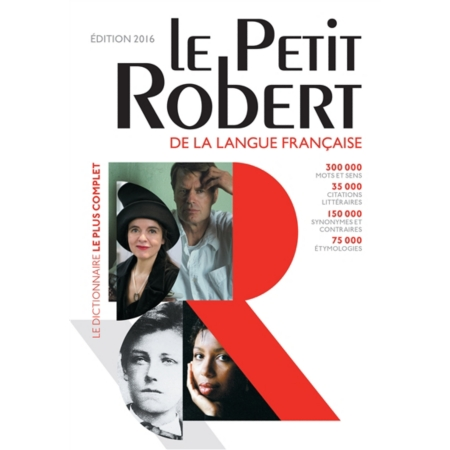 LE PETIT ROBERT ÉDITION 2016 GRAND FORMAT | 9782321006503 | COLLECTIF
